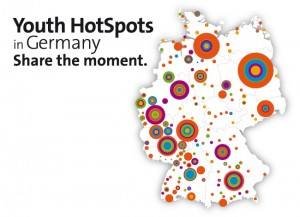 Youth HotSpots Share the Moment